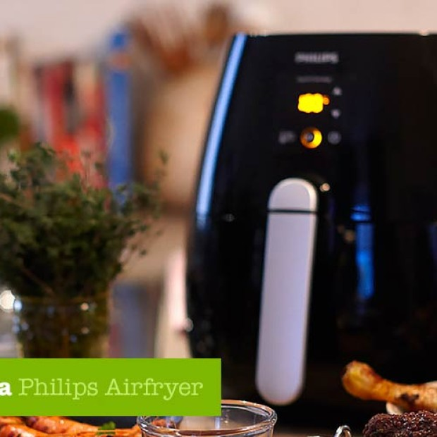 Couve mãe analisa: Philips Airfryer