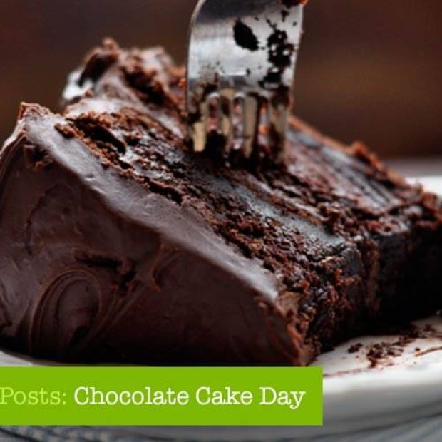 National Day Posts: Chocolate Cake Day